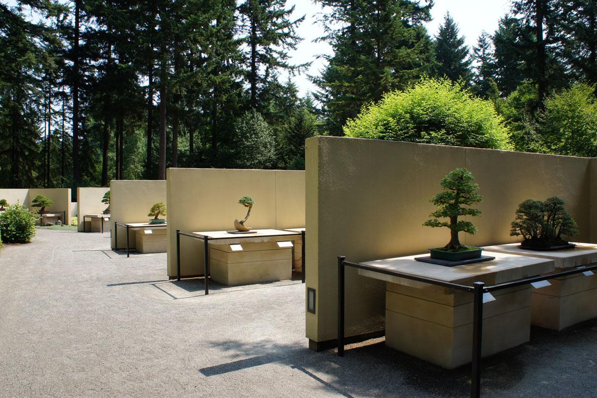 Pacific Bonsai Museum Hoshide Wanzer Architects